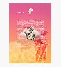 Forbidden Love Photographic Print