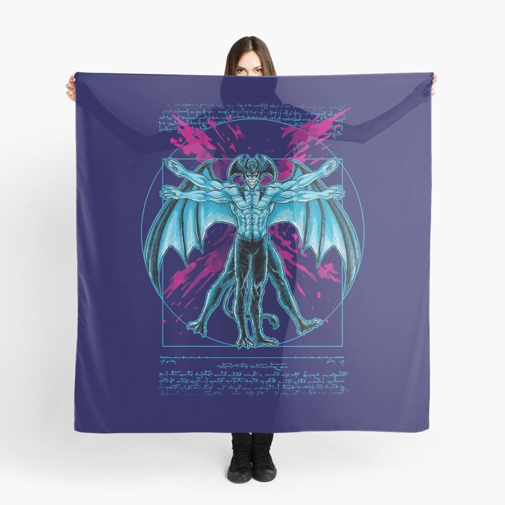 Vitruvischer Teufel Tuch