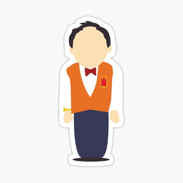 City Wok Tuong Lu Kim | South Park Sticker