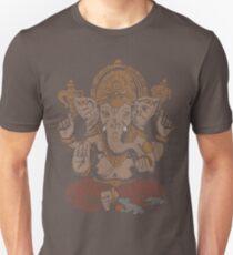 Camiseta unisex Ganesha 3D