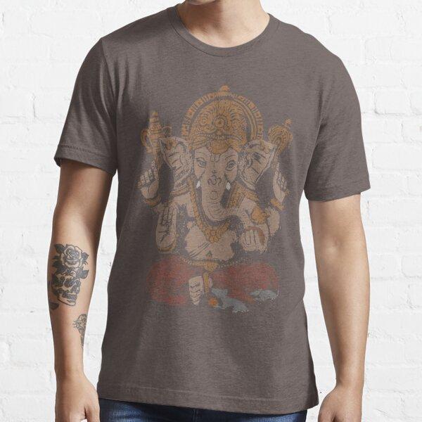 Ganesha 3D Essential T-Shirt