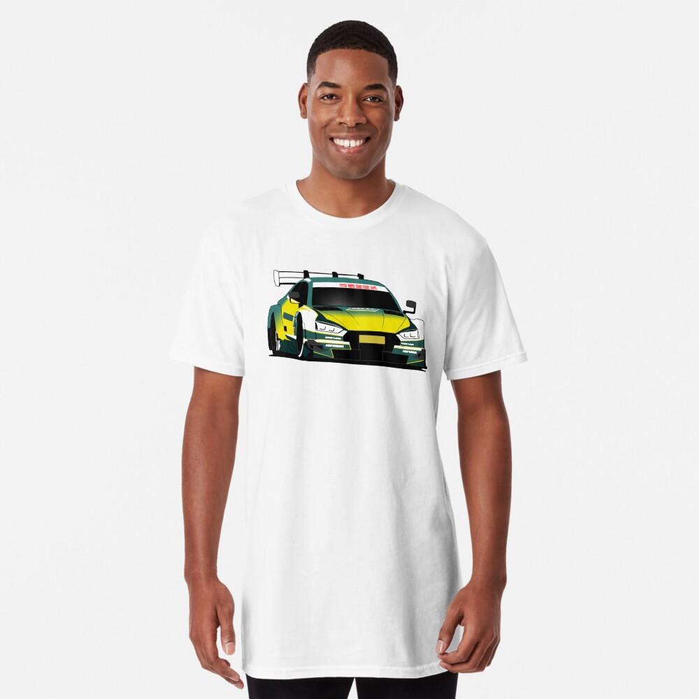 DTM Touring Car Racing Long T-Shirt