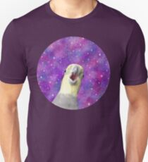 Cosmic Honk - Alex the Honking Bird Unisex T-Shirt