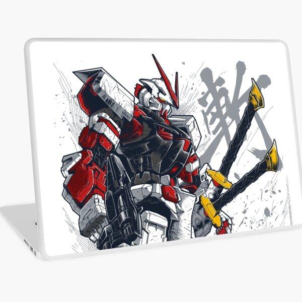 Astray Red Frame Laptop Skin