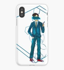 The Maintenance Man of the Universe iPhone Case/Skin