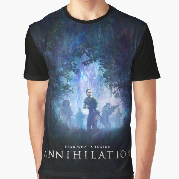Annihilation Graphic T-Shirt