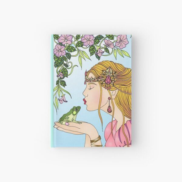Princess and the Frog Hardcover Journal