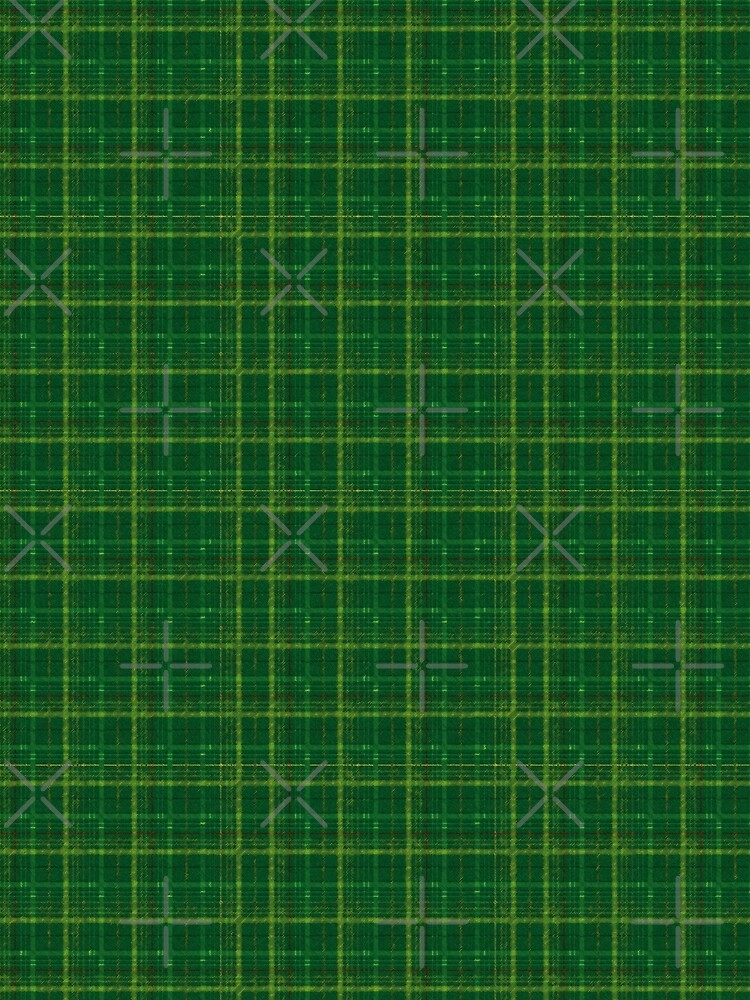 irish style tartan by cglightNing