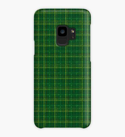 irish style tartan Case/Skin for Samsung Galaxy