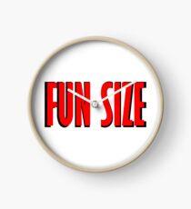 fun size  Clock