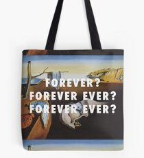 Forever ever Dali Tote Bag