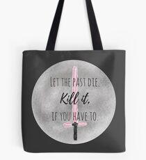 Star Wars - Let the past die Tote Bag