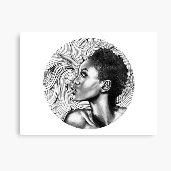 The Beauty Within | The Beauty Collection Canvas Print