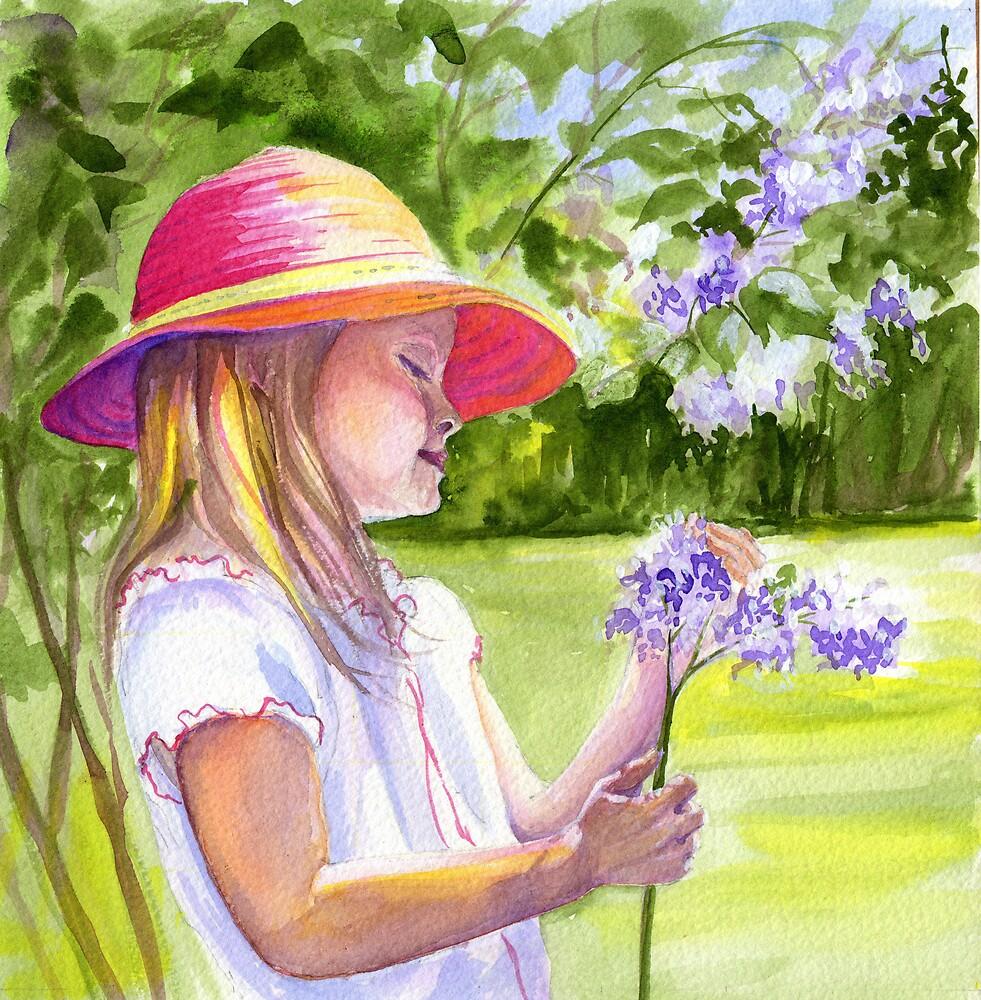 Allie by Maureen Whittaker