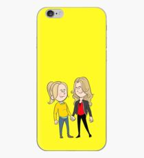 Vanessa and Charity iPhone Case