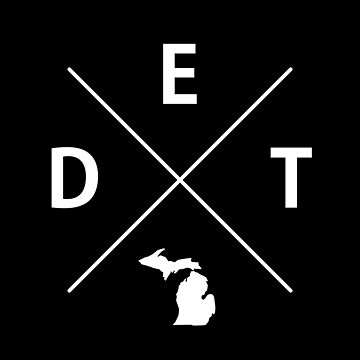 Detroit, Michigan by thedline