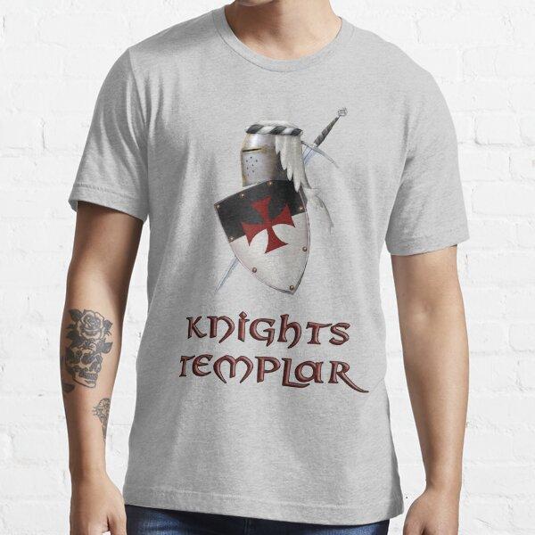Knights Templar Essential T-Shirt