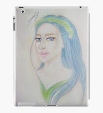 Elf Girl iPad Case/Skin