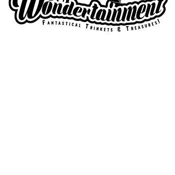 Dr. Wondertainment Logo by TheVolgun