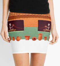siblings Mini Skirt