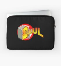 Zuul in the Refrigerator Laptop Sleeve