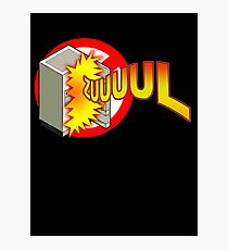 Zuul in the Refrigerator Photographic Print
