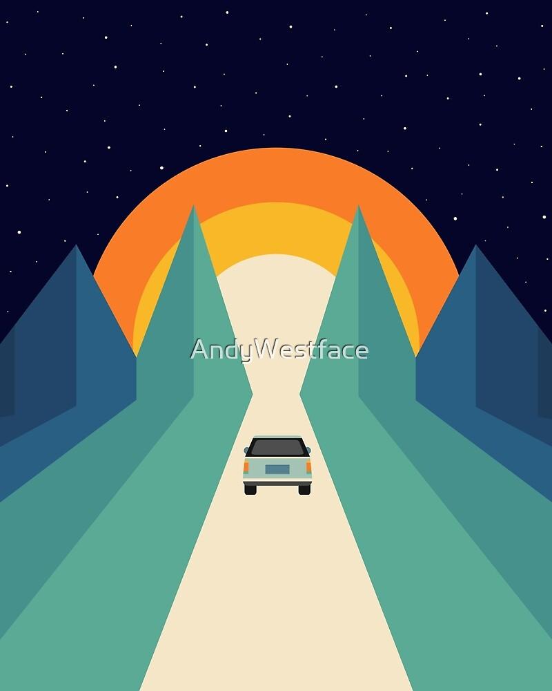 Wonderful Trip by AndyWestface