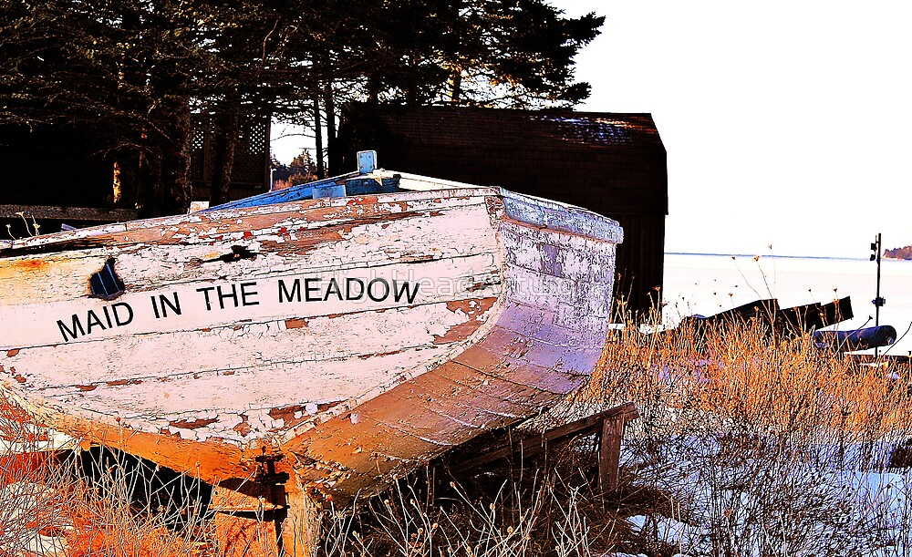 Maid In The Meadow by HighHeadArtwork