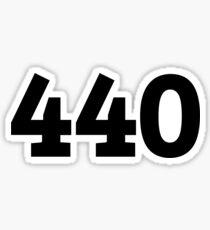 440 Sticker