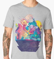 Red In Tooth And Claw Men's Premium T-Shirt