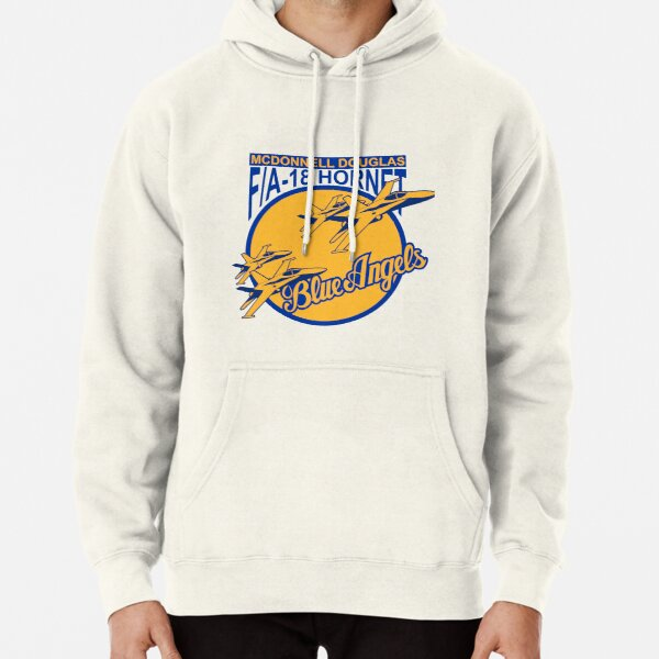 F/A-18 Hornet Blue Angels Pullover Hoodie