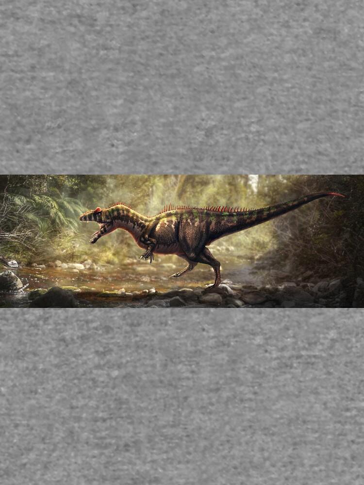 Allosaurus Fragilis restaurado de Thedragonofdoom