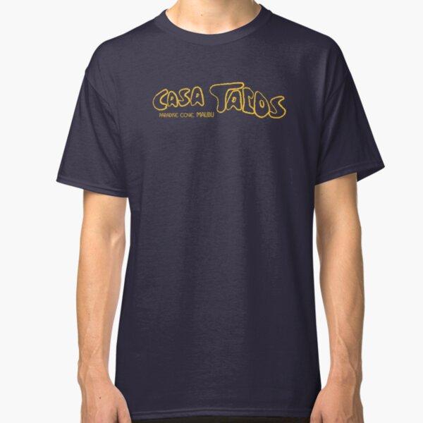 Casa Tacos at Paradise Cove Beach (Rockford Files) Classic T-Shirt
