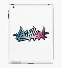 Lachlan iPad Case/Skin