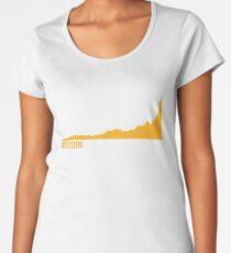 Bitcoin Women's Premium T-Shirt