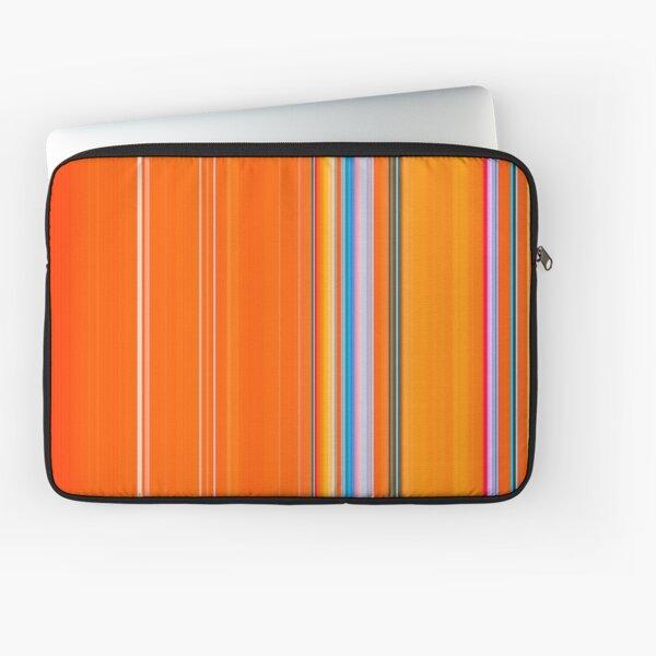 Sablo Lio Orange Laptop Sleeve