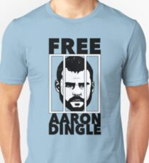 Free Aaron Dingle Unisex T-Shirt