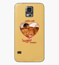 Long Live Snuggle Power Case/Skin for Samsung Galaxy