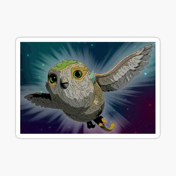 Morai the Convor - Ahsoka's Bird of Fate Sticker