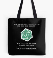 Natürlich 1 - Ork (Weiß) Tote Bag
