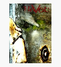 GRAPHIC NOVEL COVER: HAVOC Photographic Print