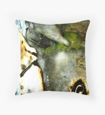 GRAPHIC NOVEL COVER: HAVOC Throw Pillow