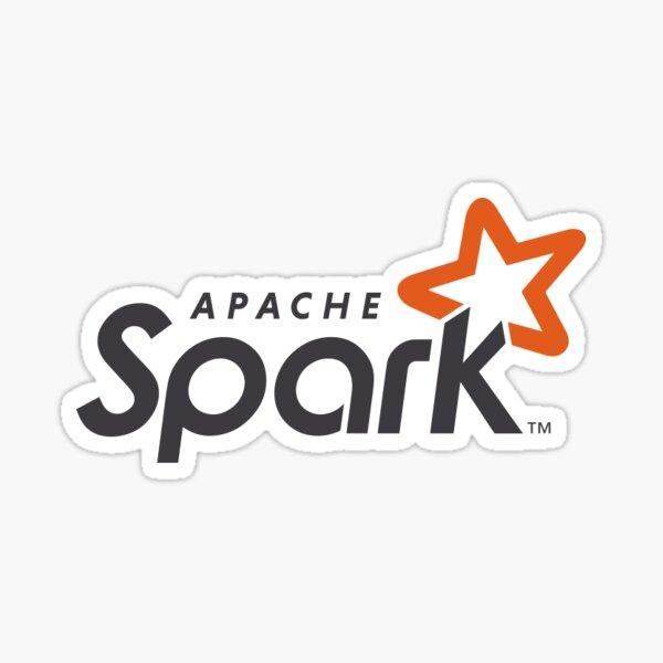 Apache Spark Logo Sticker