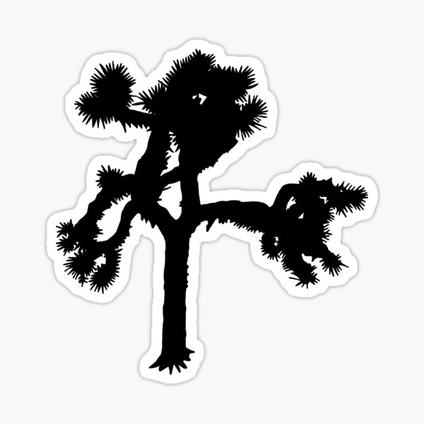 U2 - The Joshua Tree Sticker