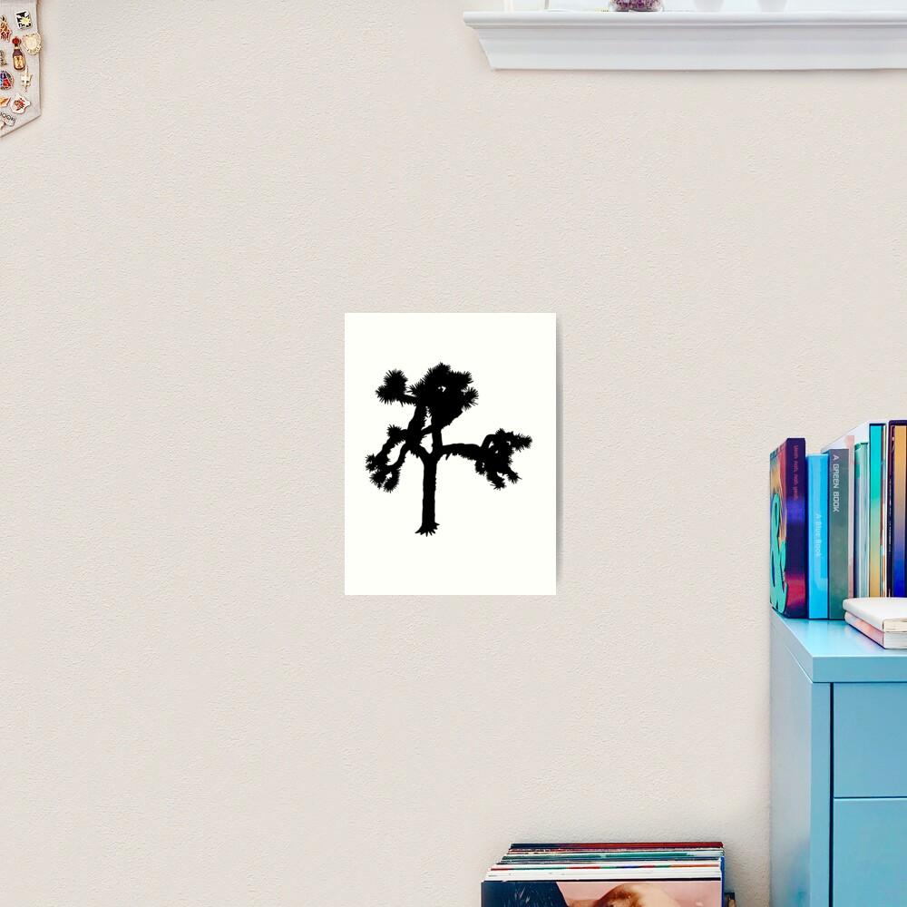 U2 - The Joshua Tree Art Print