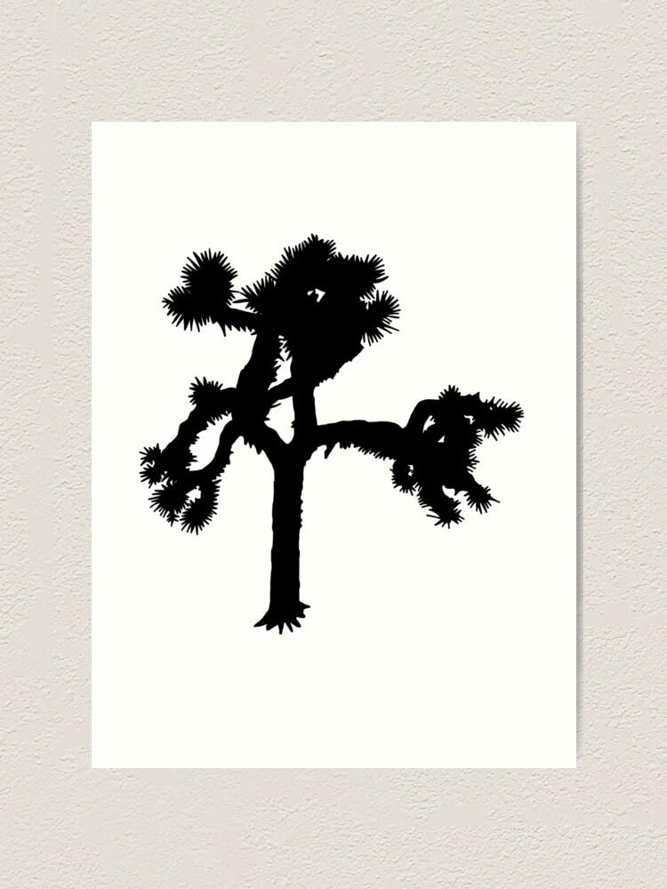 Alternate view of U2 - The Joshua Tree Art Print