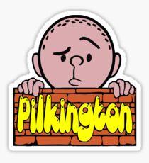 Karl Pilkington - Peeking Pilkington Sticker