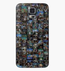 Mary Poppins Case/Skin for Samsung Galaxy