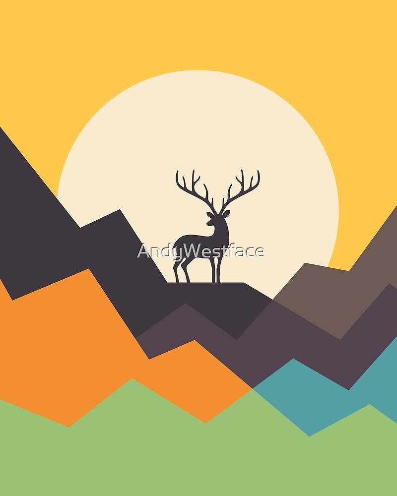 Deer by AndyWestface