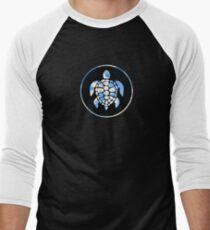 Sky Turtle Men's Baseball ¾ T-Shirt
